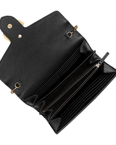 297e8abe558b Gucci GG Marmont Leather Mini Chain Bag