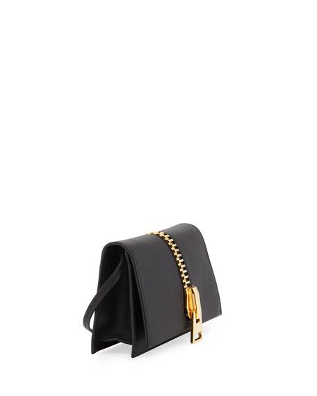 Sedgwick Leather Zip Clutch Bag