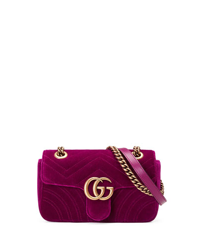 Gg Marmont 2 0 Mini Quilted
