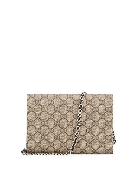 Dionysus GG Supreme Mini Chain Bag