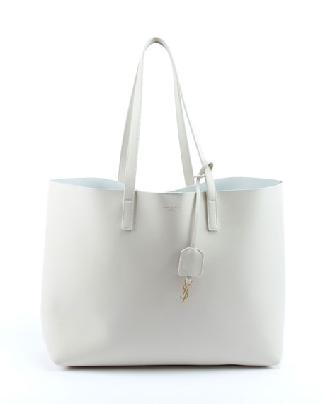 2cf40a64ac21f Saint Laurent Large Shopping Tote Bag