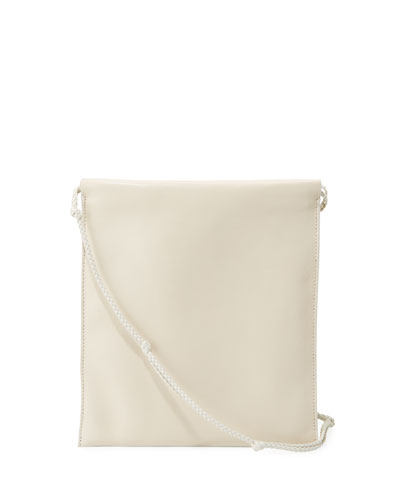 Medicine Large Pouch Bag in Puffy Napa