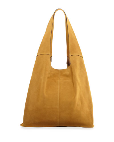 Grand Suede Shopper