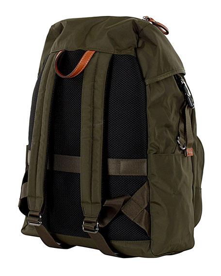 Olive X-Bag Excursion Backpack