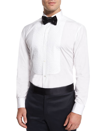 Silk Bow Tie  Black