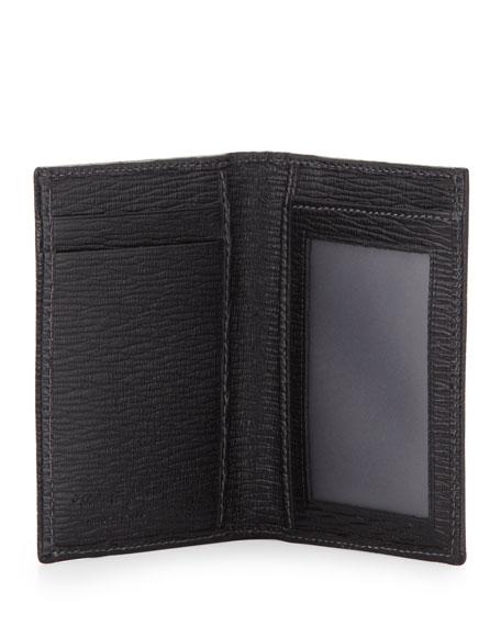 Revival Bi-Fold Card Case, Black