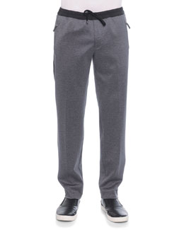 Jogging Pants with Zip Pockets