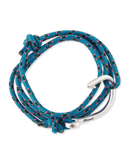 Hook Rope Bracelet, Caribbean