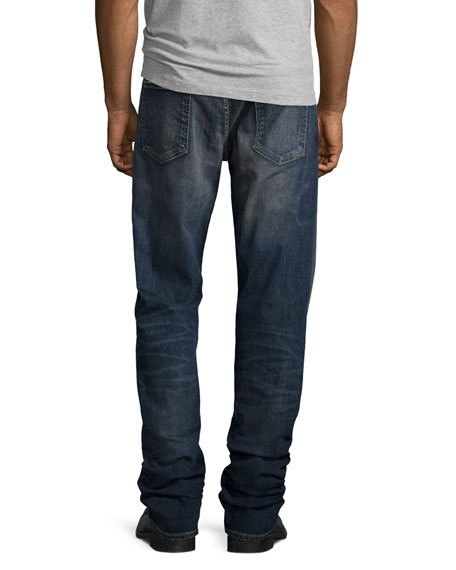Core Slim Straight Argo Jeans