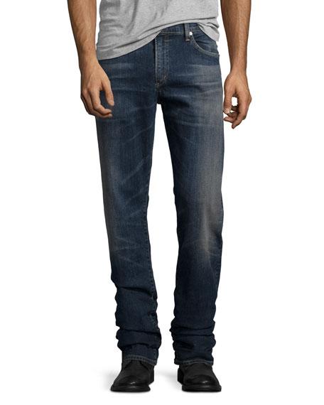 Core Slim Straight Argo Jeans
