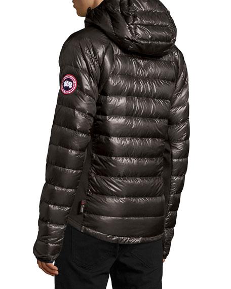 Hybridge Lite Hooded Jacket, Blue