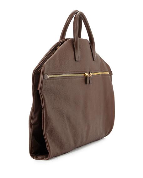Tom Ford Soft Buckley Leather Garment