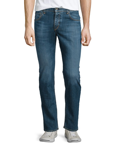 Fit 2 Slim-Leg Denim Jeans, Paz