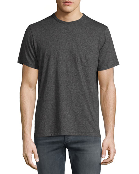 Standard Issue Pocket T-Shirt, Pewter