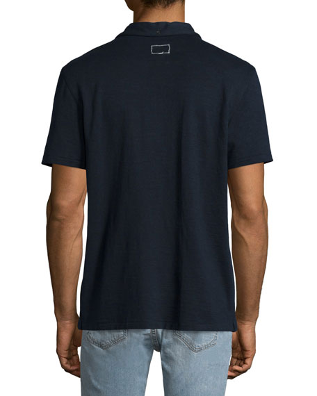 Standard Issue Polo Shirt, Navy