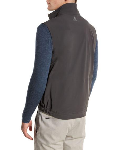 Ryder Cup Comfort Lightweight Tech Vest, Charcoal