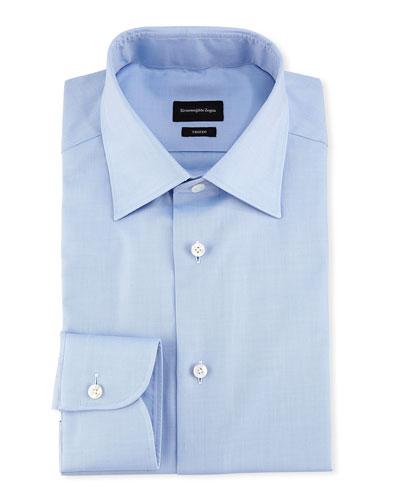Trofeo® Dress Shirt  Blue