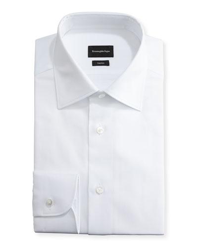 Trofeo® Solid Dress Shirt  White