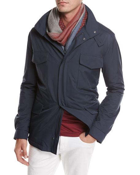 Loro Piana Traveler Windmate® Storm System® Jacket,
