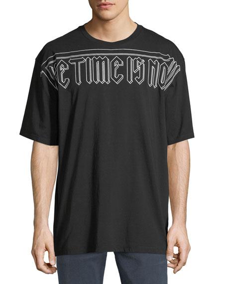 Wilon Cotton Crewneck T-Shirt