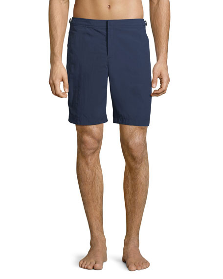 Men's Dane II Solid Swim Trunks