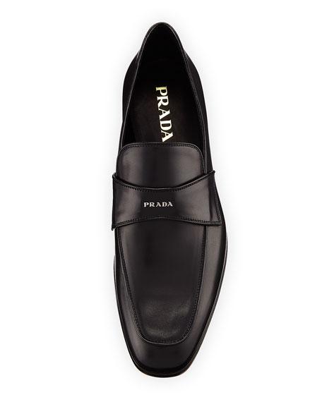 Vitello Leather Dress Loafer