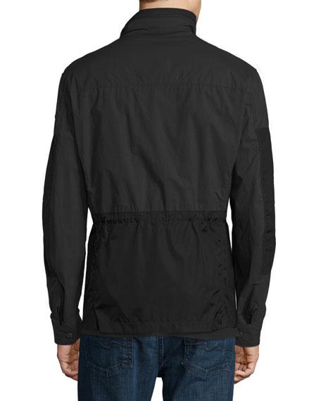 Cotton & Nylon Field Jacket