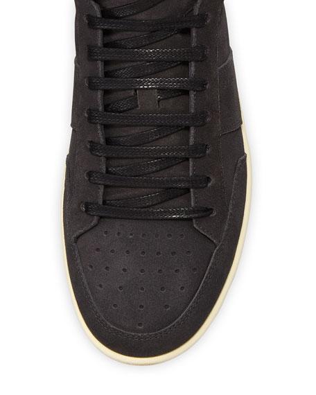 Men's Suede High-Top Sneaker