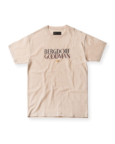 Short-Sleeve Tee, Off White