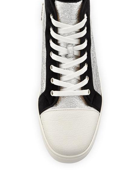 Louis Orlato Flat Jumbo High-Top Sneaker