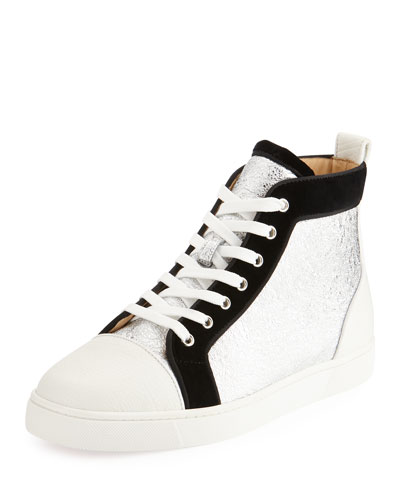 Louis Orlato Flat Jumbo High-Top Sneaker