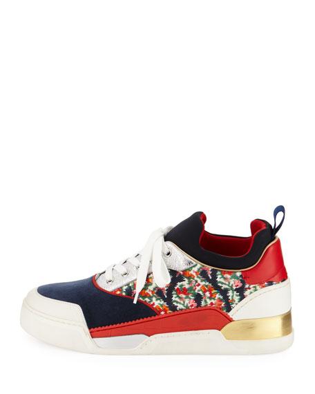 Men's Aurelien Flat Jumbo Sneakers