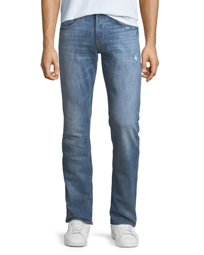 Men's Byron Classic Straight-Leg Jeans  Transfer