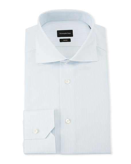 Men's Trofeo Fine Line Dress Shirt
