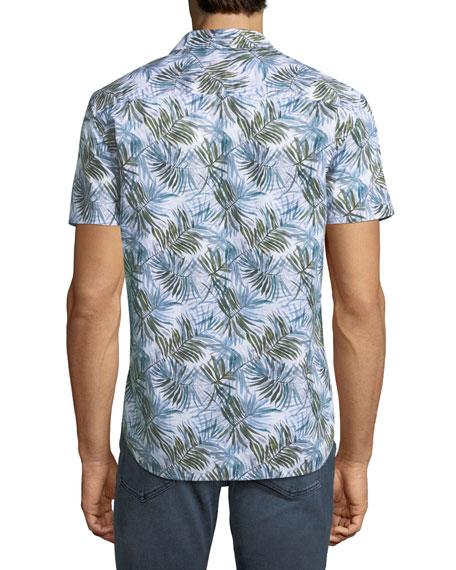 Men's Nash Short-Sleeve Sport Shirt