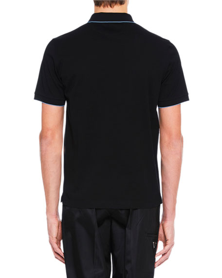 Men's Pocket Polo Shirt