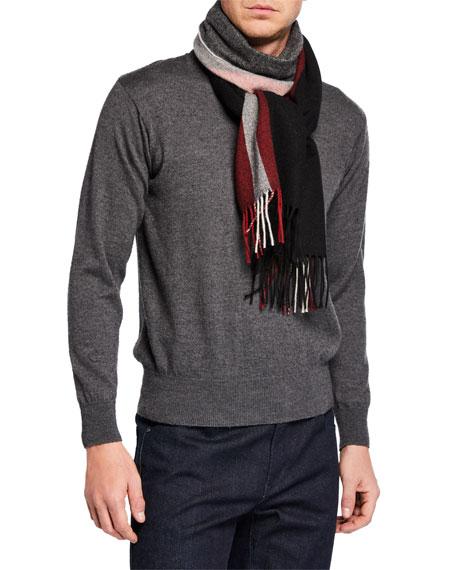 Men's Trainspotting Wool Scarf