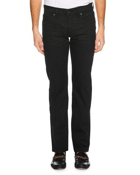 Men's Straight-Fit Stretch-Denim Jeans