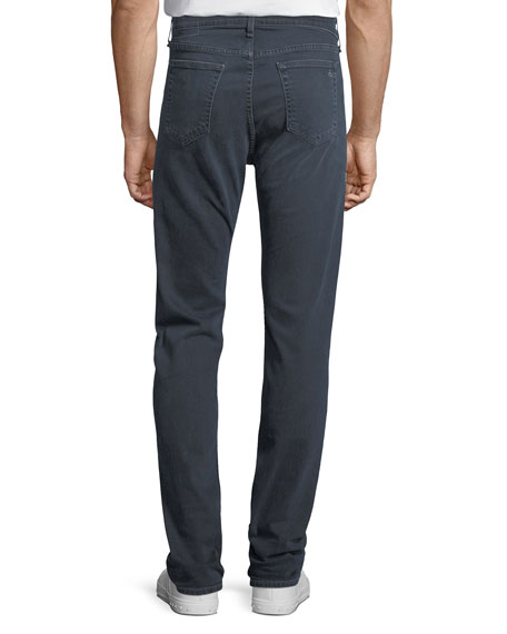 Men's Standard Issue Fit 3 Loose-Fit Straight-Leg Jeans, Navy Blue