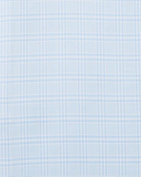 Men's Glen Check Dress Shirt