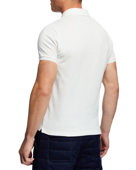 Men's Maglia Manica Corta Polo Shirt