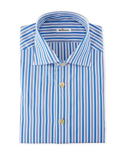 Men's Strong Stripe Dress Shirt