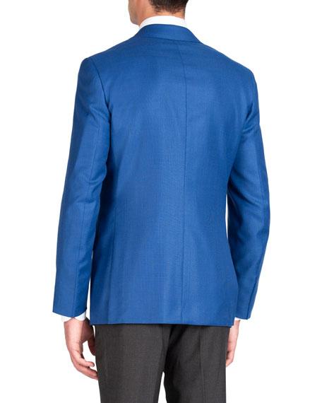 Men's Textured 130s Blazer