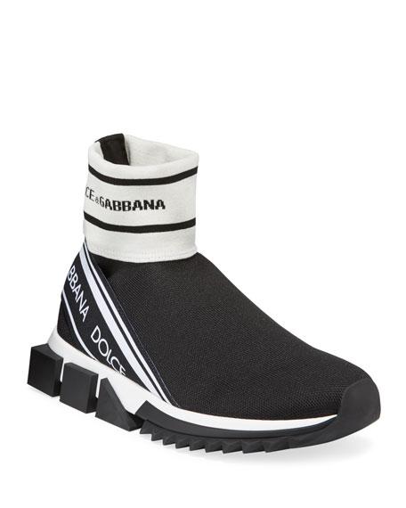 Men's High-Top Sorrento Sneakers