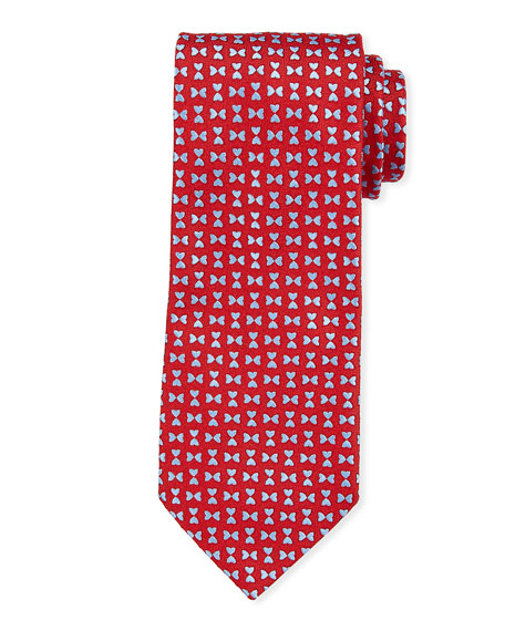 Image 1 of 1: Butterfly Silk Tie
