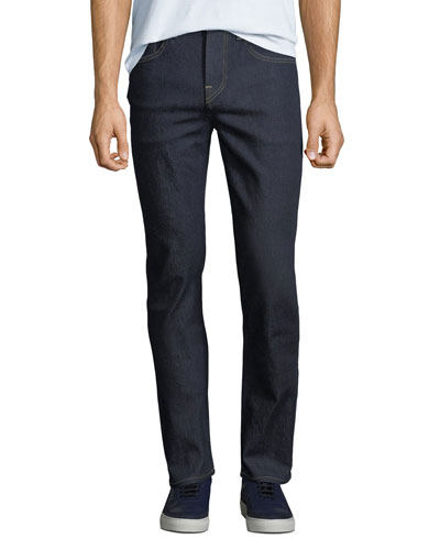 Men's Blake Slim-Straight Jeans  Dark Blue