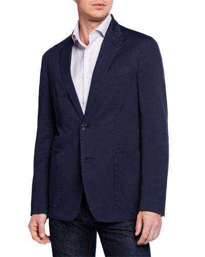 Men's Regular-Fit Blazer