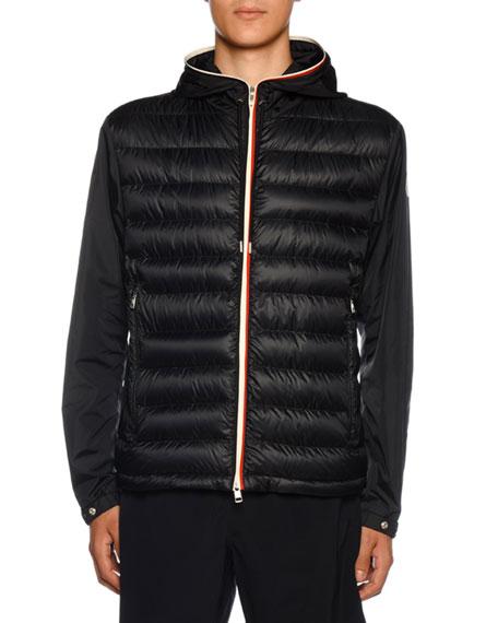 Men's Alavoine Down Knit Combo Jacket