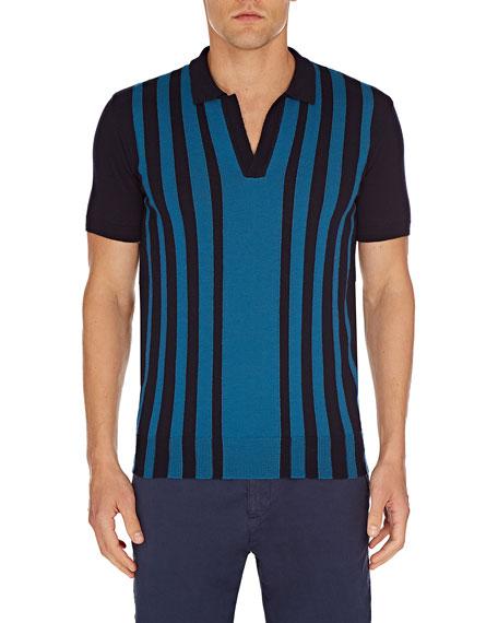 Men's Horton Striped Wool Shirt