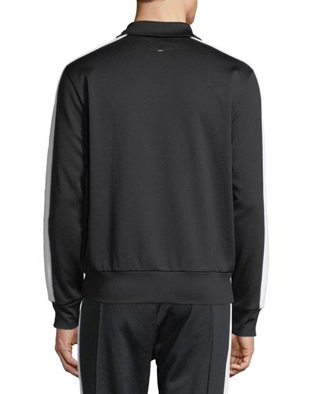 Men's Zip-Front Club Track Jacket